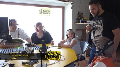 """Foto für Medienkooperation mit """"Radio B 138"""""""